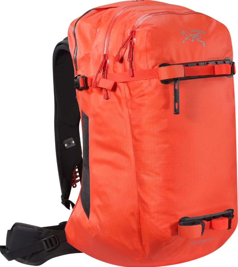 The Act'teryx backpack