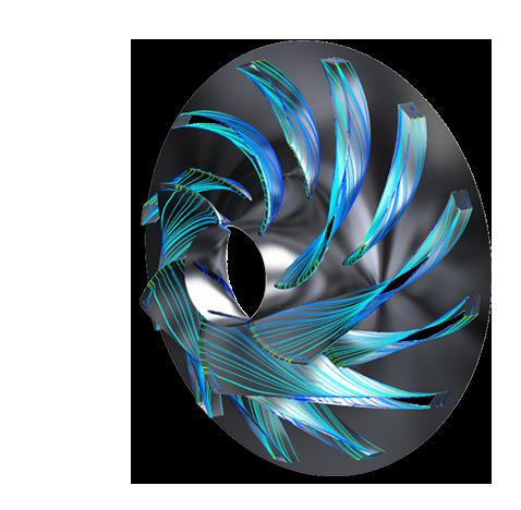 Turbines-blades website